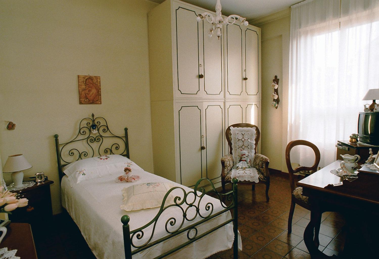 Una camera delle nostre ospiti
